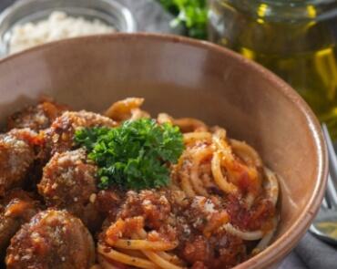 Pasta ragu spaghetti
